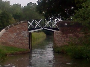 Typical Stratford bridge