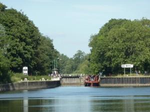 Stoke Lock on the Trent