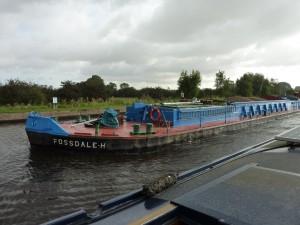 Gravel Barge